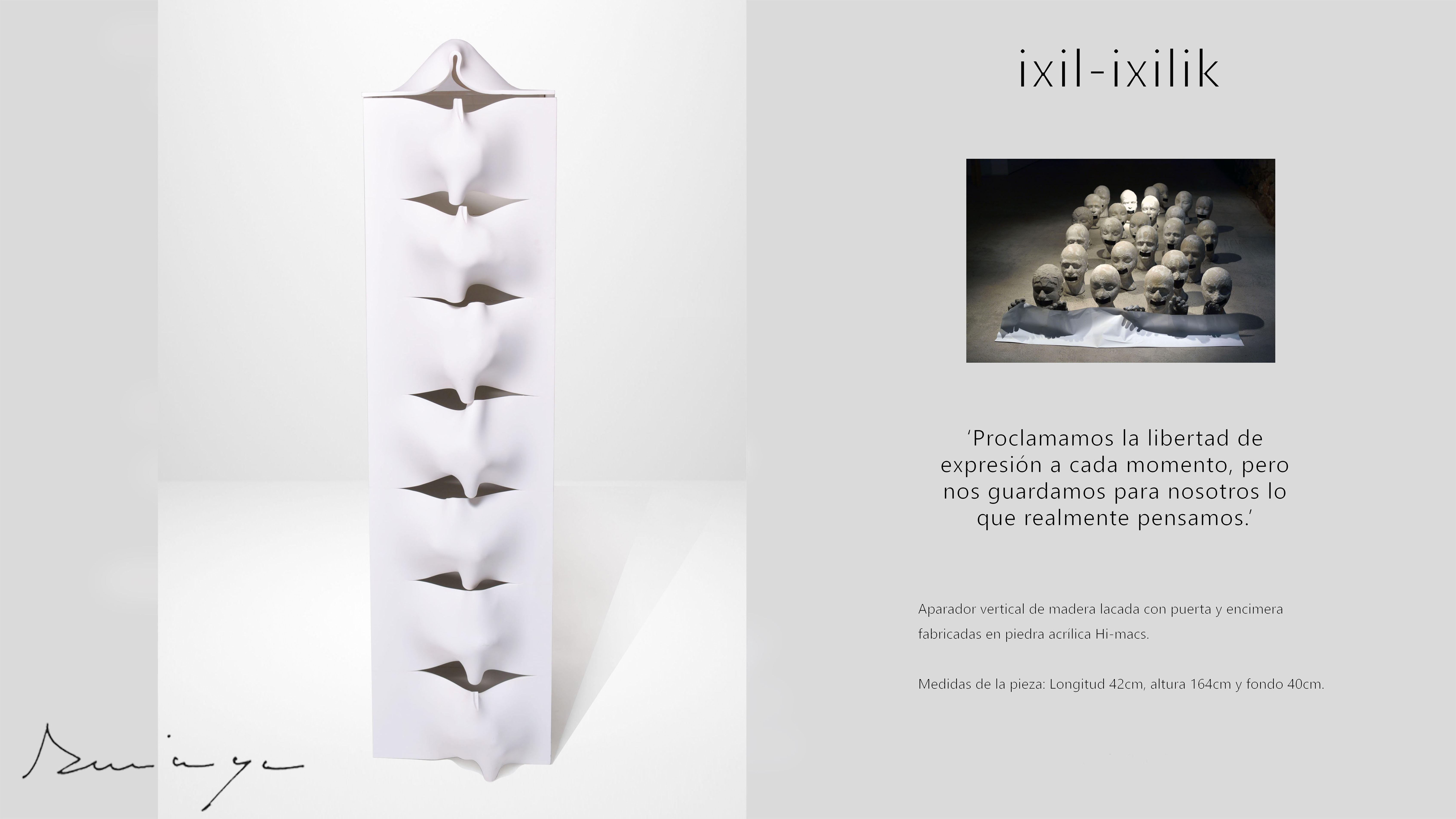 pIXIL IXILIK CAST 1
